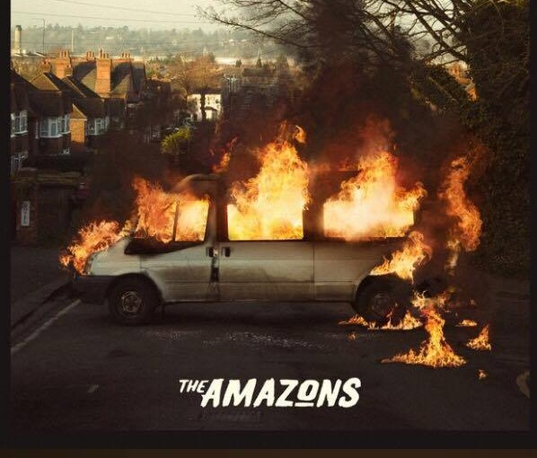The Amazons – Junk Food Forever